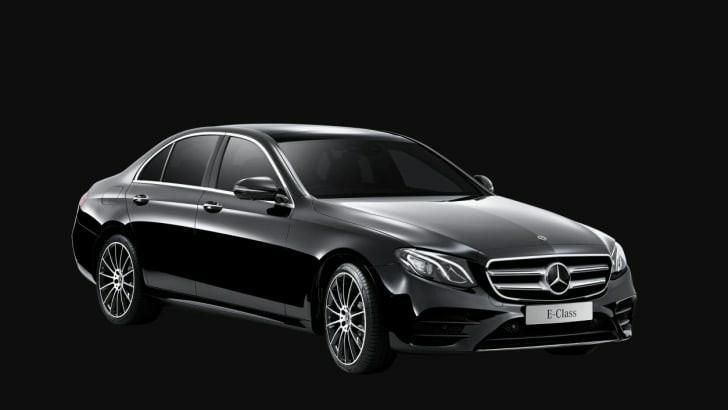 Mercedes E 200 Sport Edition