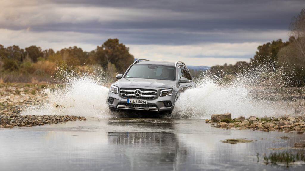 Mercedes GLB Italia