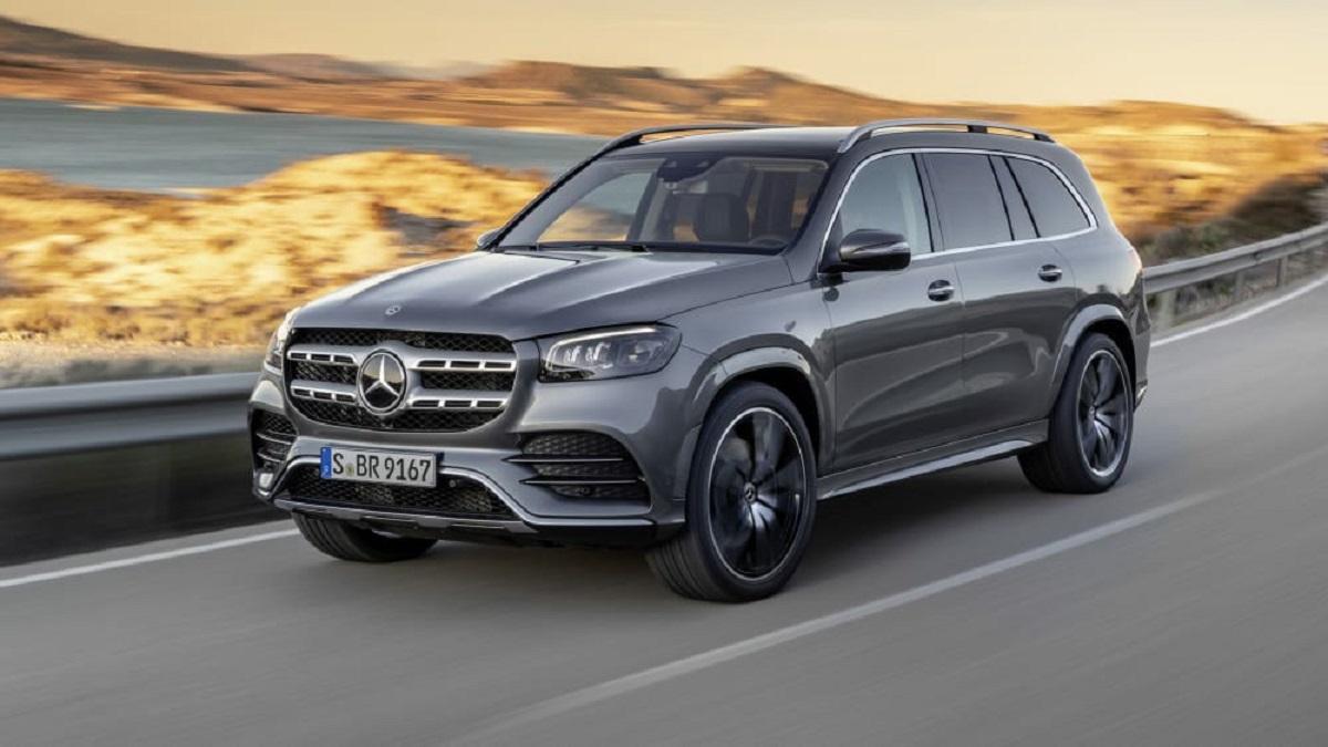 Mercedes GLS 2020 Australia