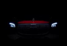 Mercedes-Maybach GLS 2020 teaser