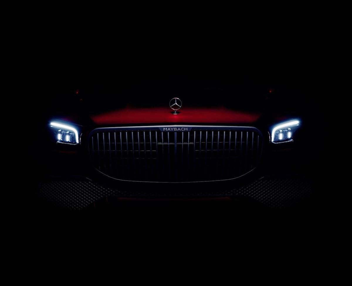 Nuovo Mercedes-Maybach GLS: la casa tedesca conferma la presentazione per domani - MBenz.it