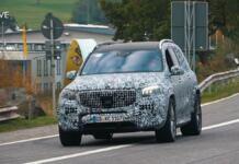 Mercedes-Maybach GLS 2021 Nurburgring