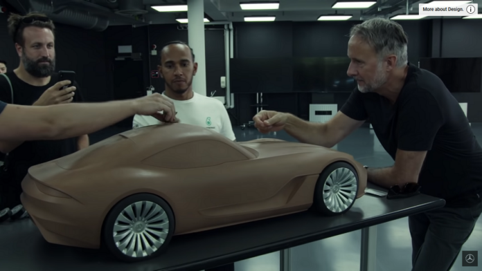 Nuova Mercedes-AMG GT modellino