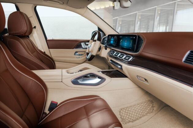 Nuovo Mercedes-Maybach GLS 600
