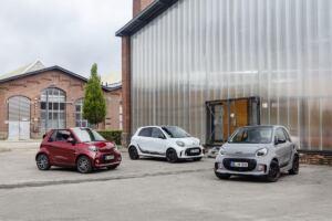 Smart EQ ForTwo e ForFour: in Italia si parte da 25.000 euro