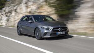 Mercedes: vendite in calo del 4.2% in Italia ad ottobre ma la Classe A continua a crescere