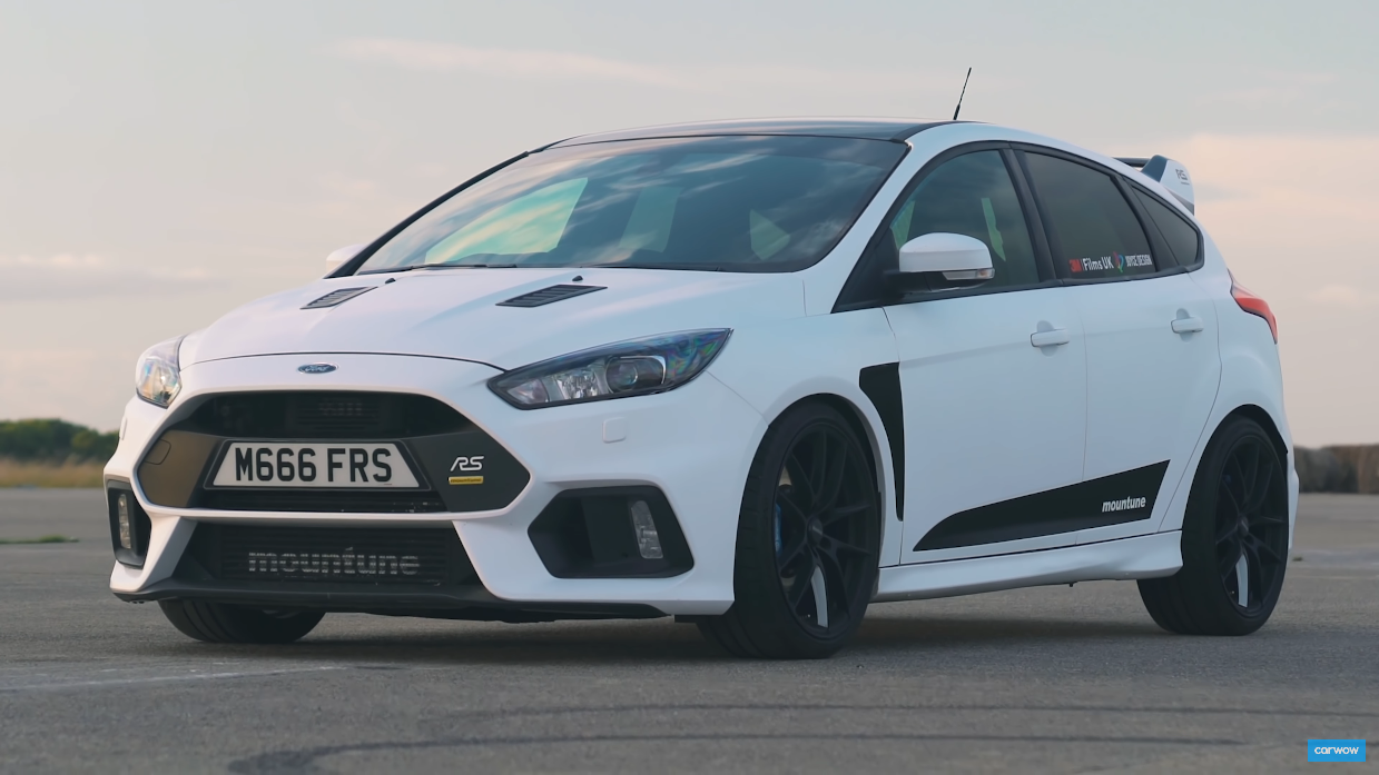 Ford Focus RS Mountune Carwow