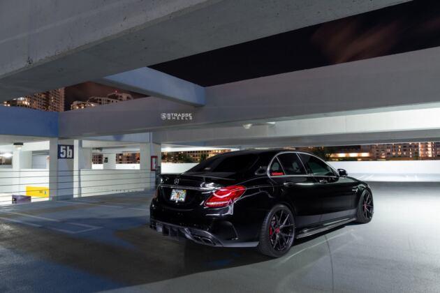 Mercedes-AMG C 63 S Strasse Wheels