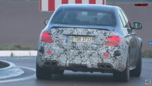 Mercedes-AMG E 63 2021 foto spia