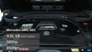 Mercedes-AMG G 63 Carwow