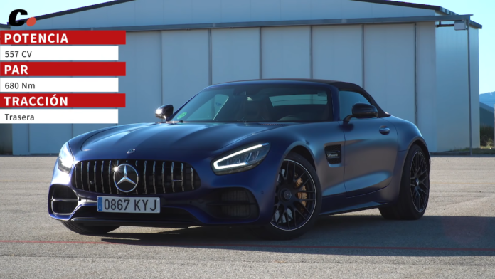 Mercedes-AMG GT C Coches