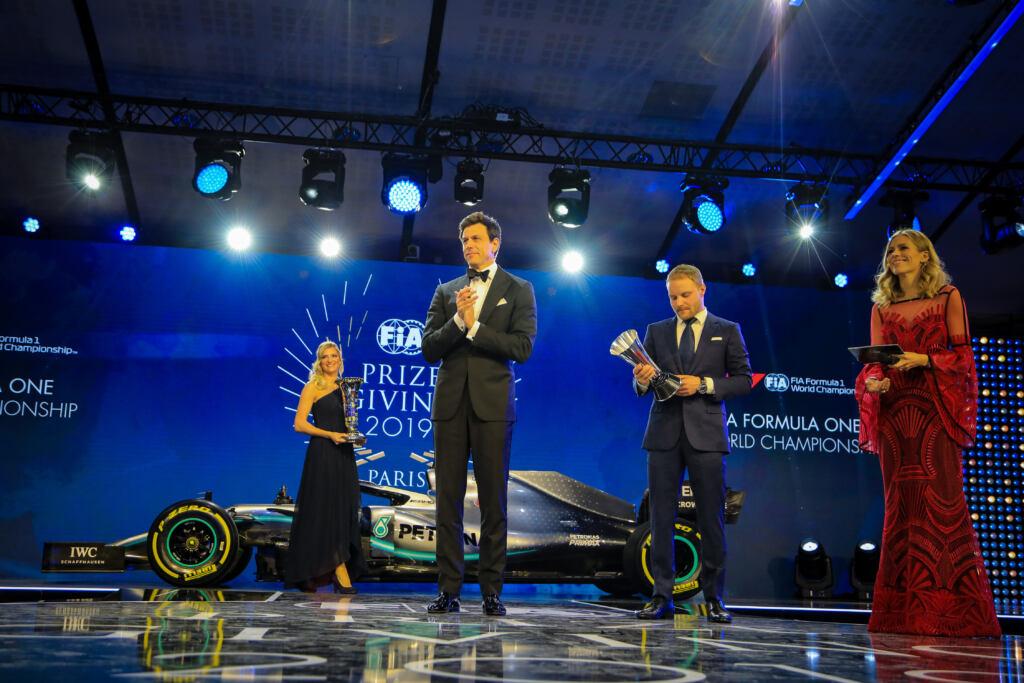 Mercedes-AMG Petronas Motorsport FIA Prize Giving Gala