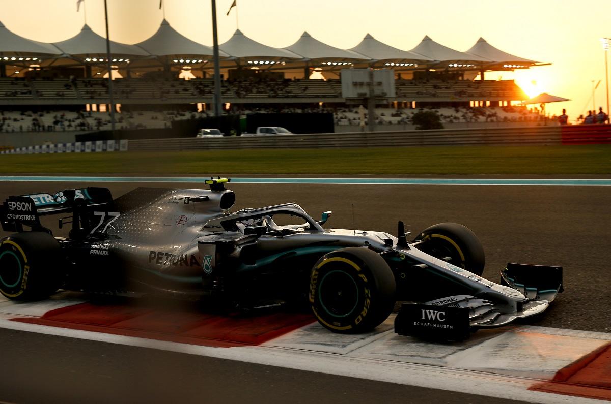 Mercedes-AMG Petronas Motorsport INEOS