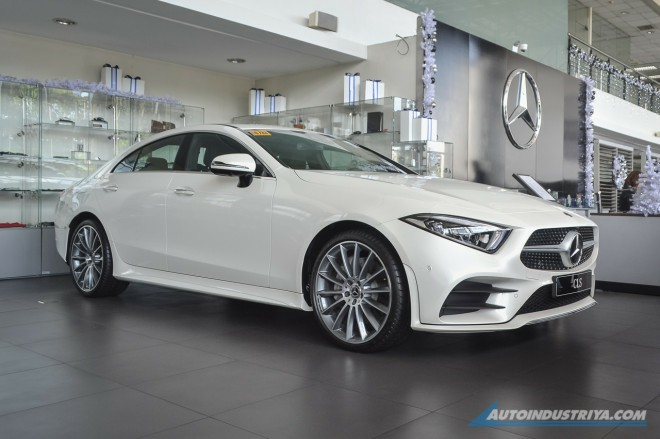 Mercedes CLS 450 4Matic AMG Line Filippine