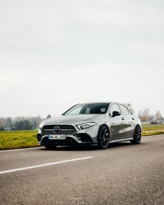 Mercedes Classe A Sedan Lorinser