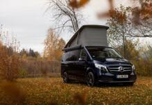 Mercedes Classe V e camper Marco Polo novità