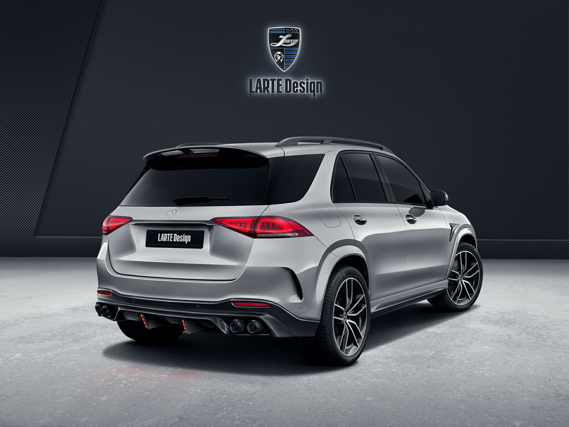 Mercedes GLE 2020 Larte Design