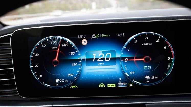 Mercedes GLE 350 de Coupé