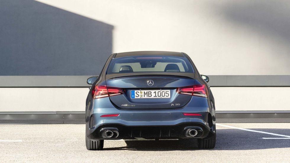Nuova Mercedes-AMG A 35 Sedan