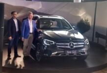 Nuovo Mercedes GLC India