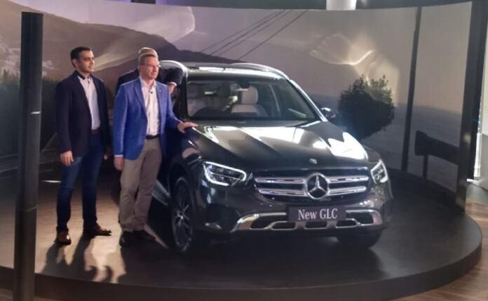 Nuovo Mercedes GLC India