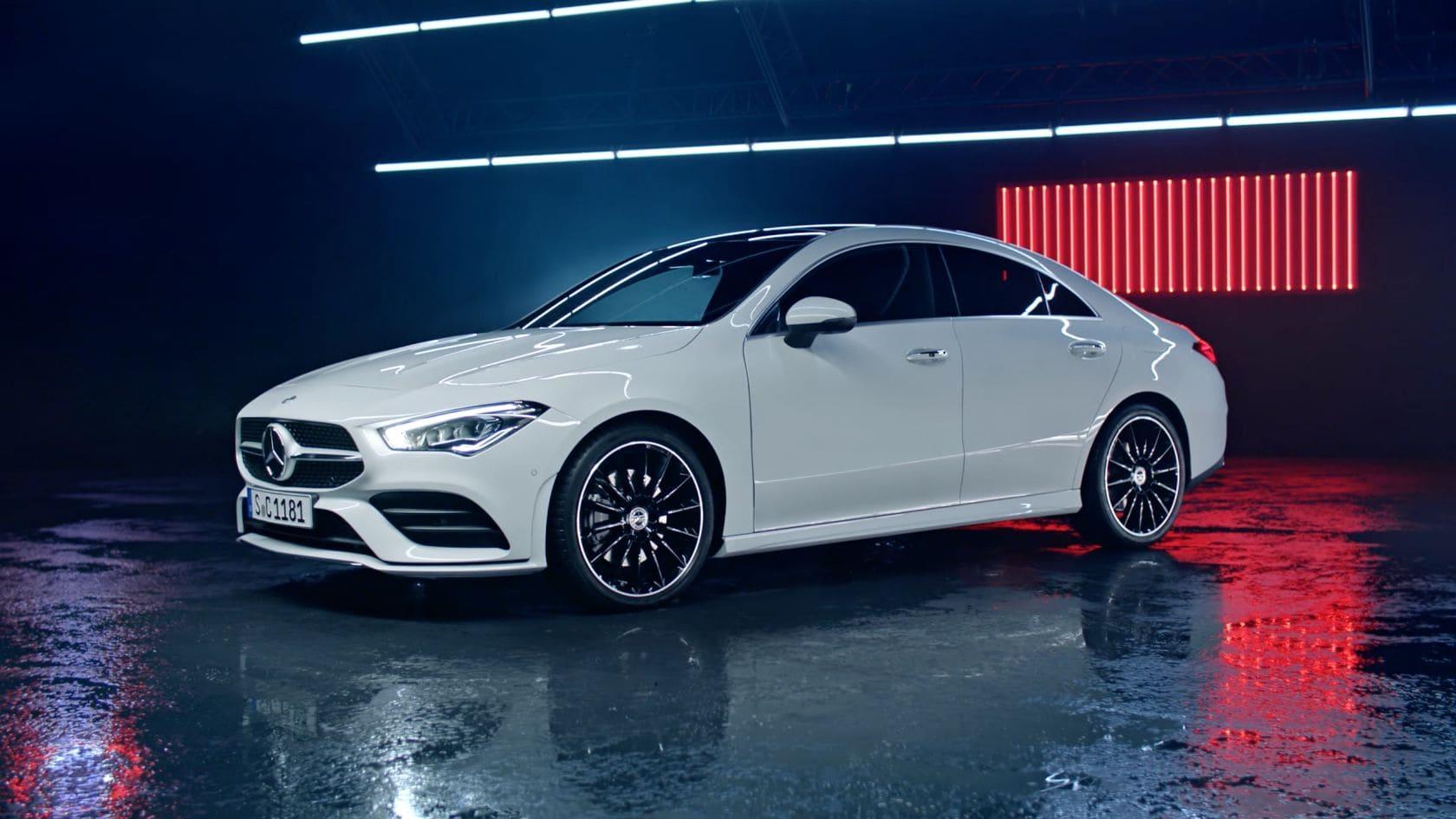Mercedes CLA: ad inizio 2020 arrivano le varianti plug-in hybrid della Coupé e della Shooting ...