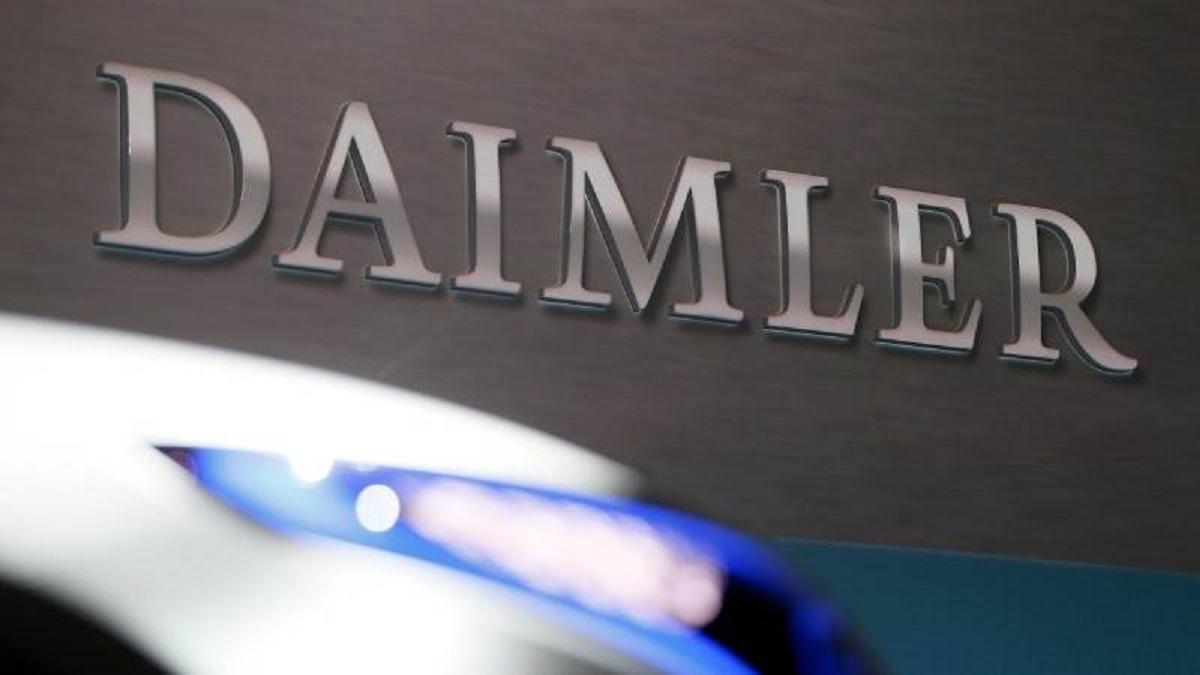 Daimler logo