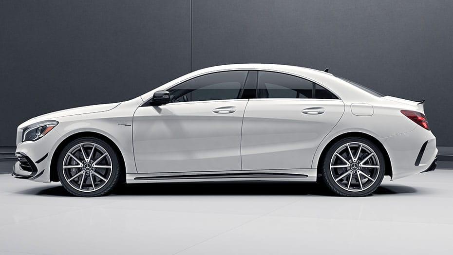 Mercedes-AMG CLA 45 2018