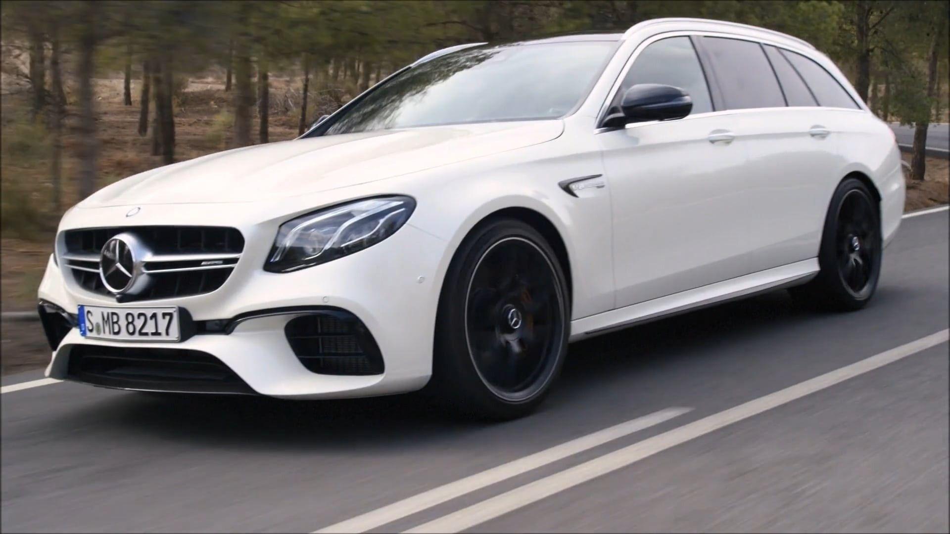 Mercedes-AMG E 63 S Wagon 2019