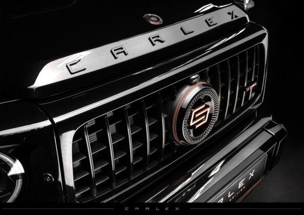 Mercedes-AMG G 63 Steampunk Edition