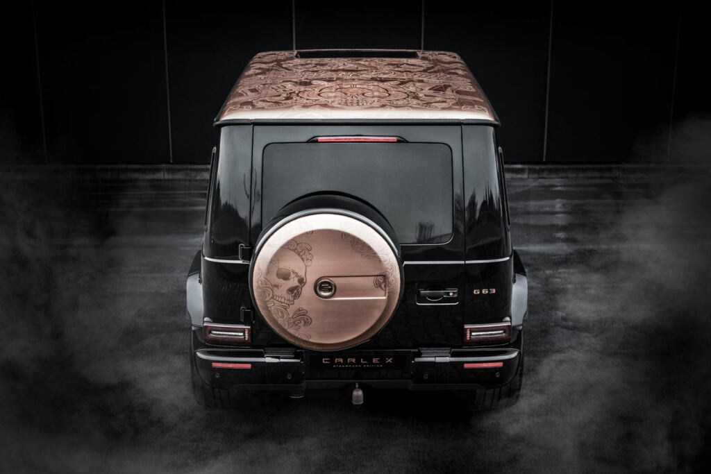 Mercedes-AMG G 63 Steampunk Edition