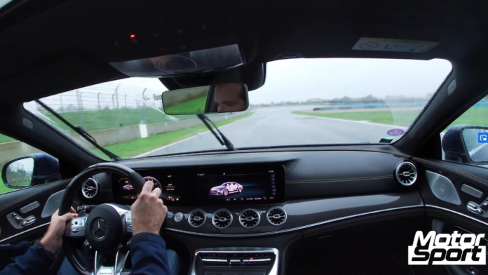 Mercedes-AMG GT 63 S Motorsport Megazine