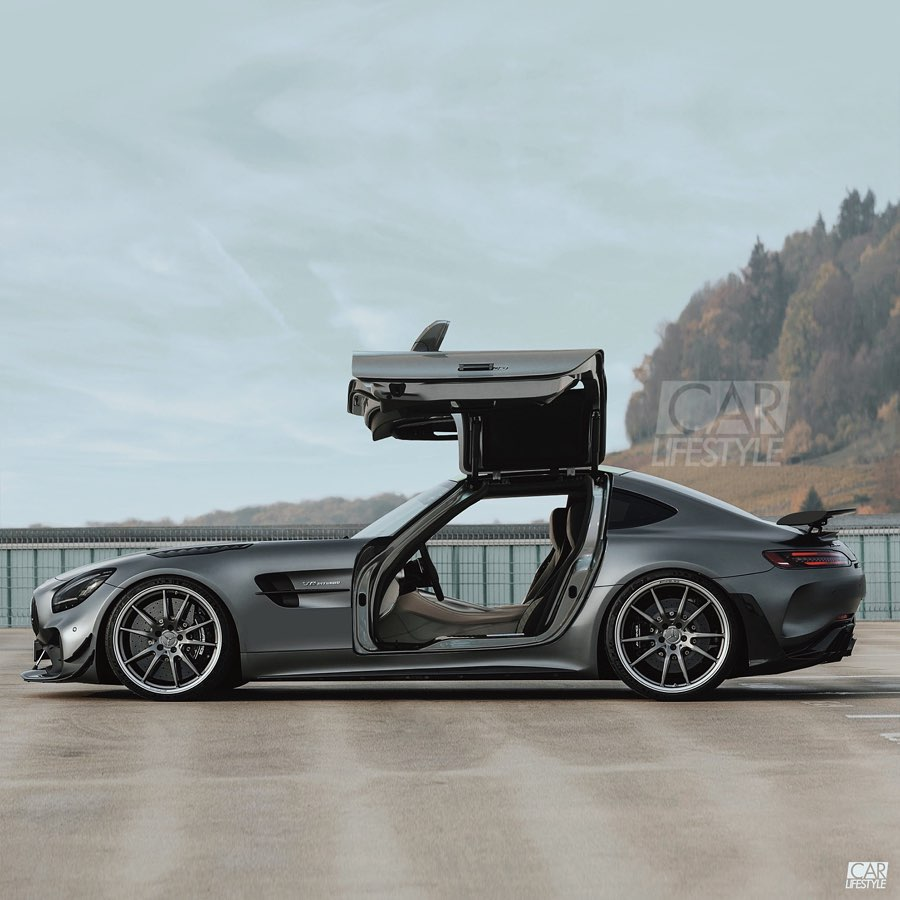 Mercedes-AMG GT Gullwing