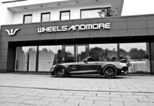 Mercedes-AMG GT R Roadster Wheelsandmore