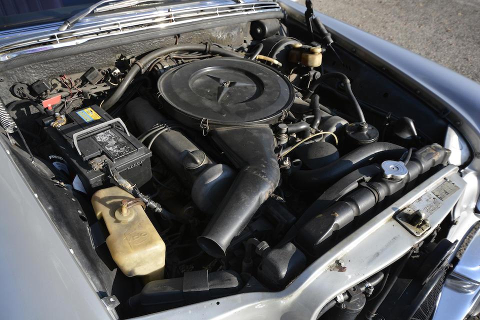 Mercedes-Benz 280 SEL 3.5 1971 asta