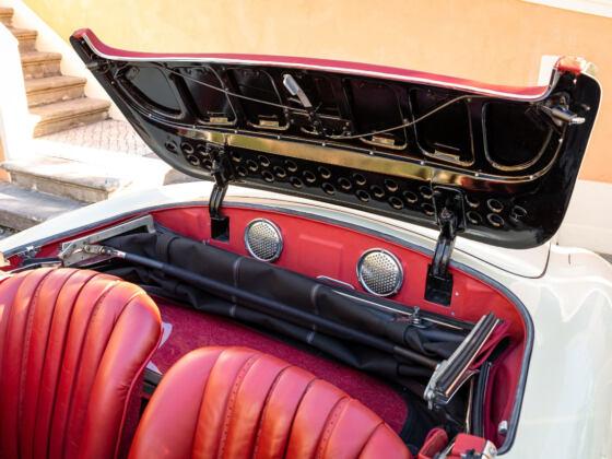 Mercedes-Benz 300 SL Roadster 1957 asta