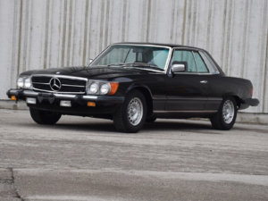 Mercedes-Benz 380 SLC 1981 asta