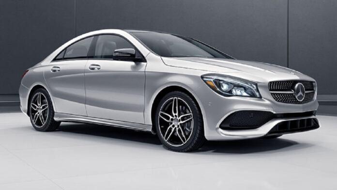 Mercedes CLA 250 2018