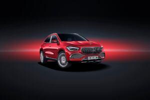 Mercedes-Maybach GLA render