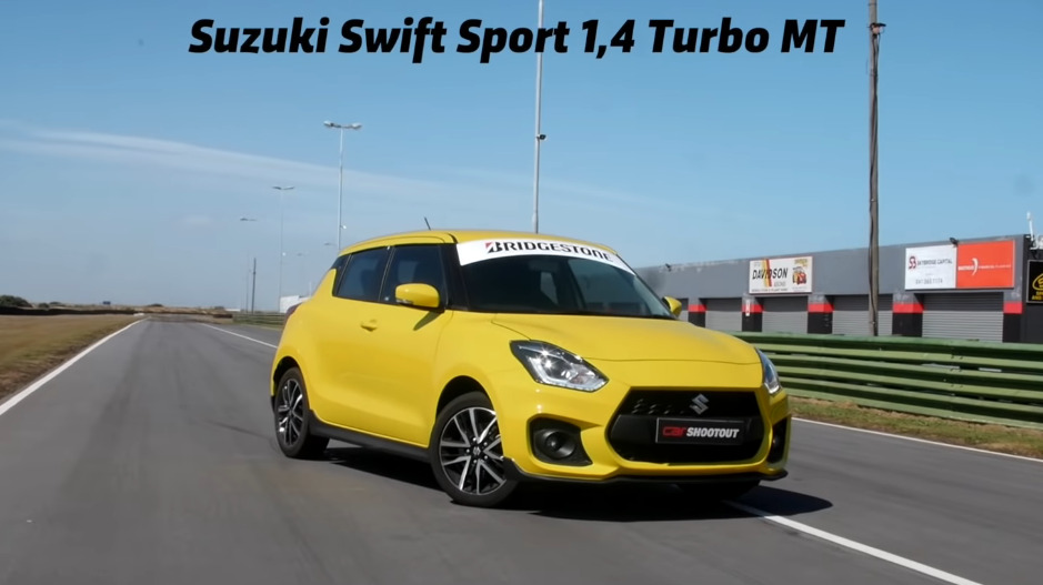 Suzuki Swift Sport CAR