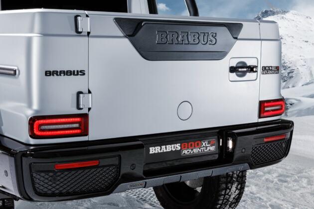 Brabus 800 Adventure XLP G 63