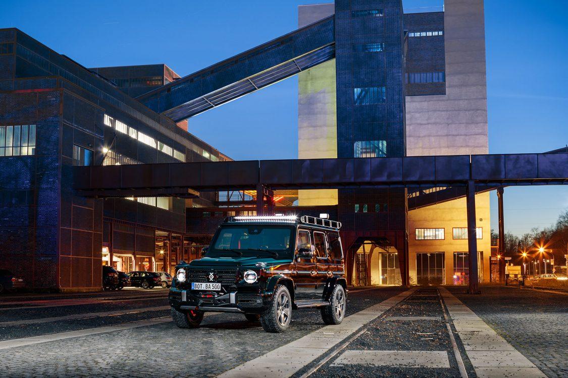 Brabus Invicto VR6Plus Mercedes Classe G