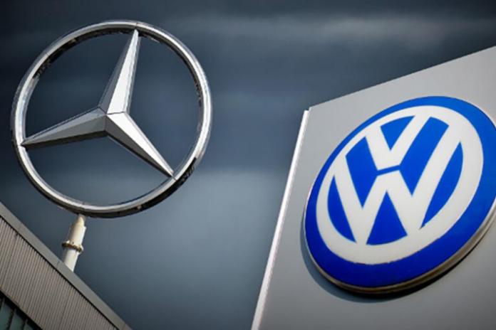 Daimler e Volkswagen