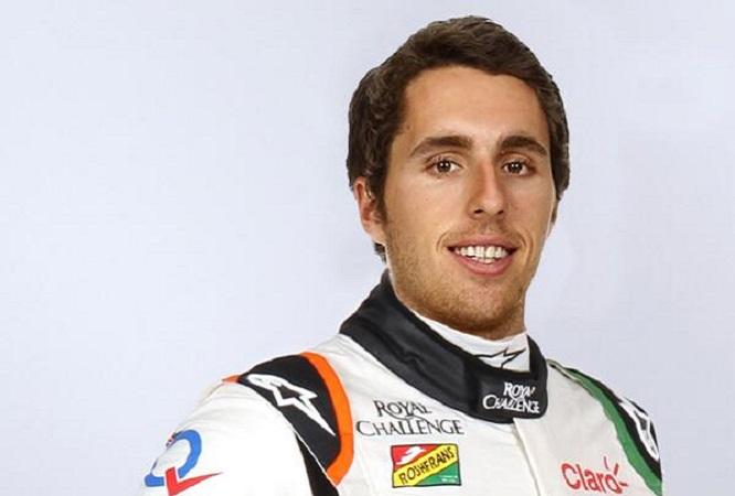 Daniel Juncadella Mercedes-Benz EQ Formula E