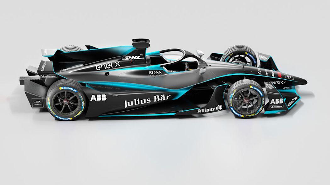 Formula E monoposto Gen2 EVO
