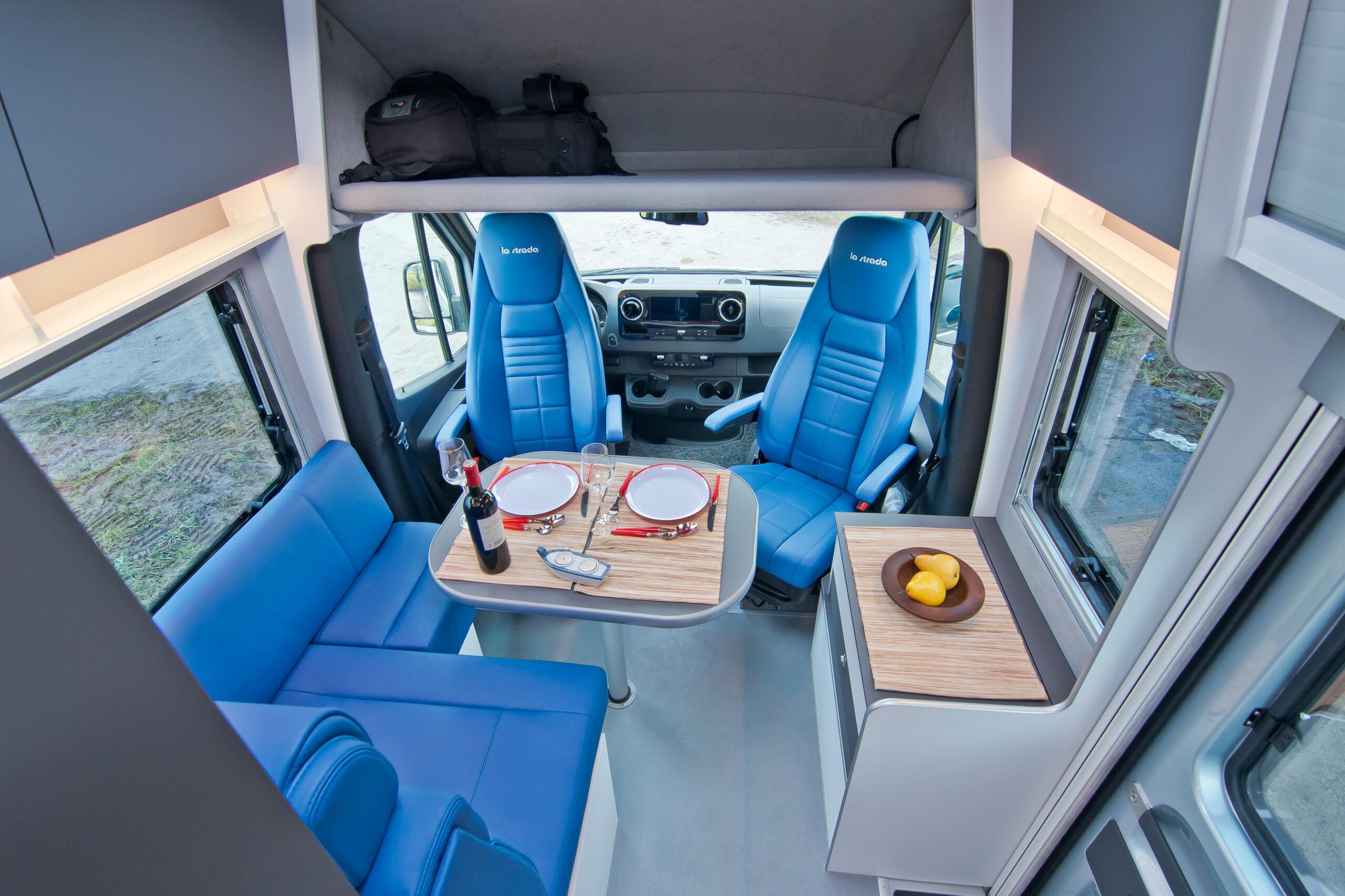 La Strada Nova EB Mercedes Sprinter