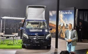 Marco Polo Mercedes Classe V Auto Expo 2020