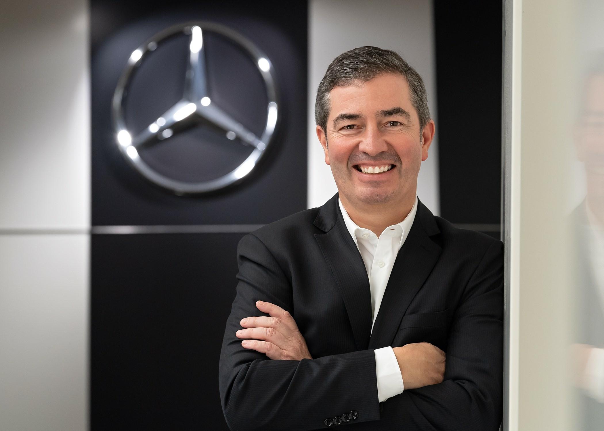 Markus Keicher Mercedes