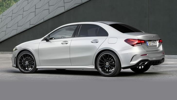 Mercedes A 250 Sedan 2020