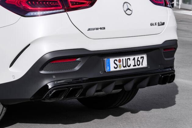 Mercedes-AMG GLE 63 Coupé 2021